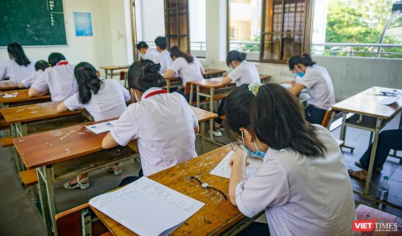 Ảnh: Hơn 13.000 thí sinh ở Đà Nẵng bước vào kỳ thi lớp 10 năm 2021 ảnh 9