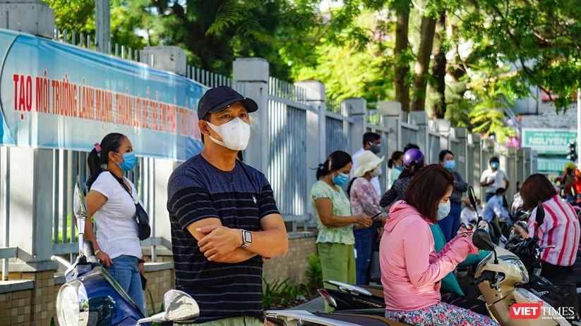 Ảnh: Hơn 13.000 thí sinh ở Đà Nẵng bước vào kỳ thi lớp 10 năm 2021 ảnh 11