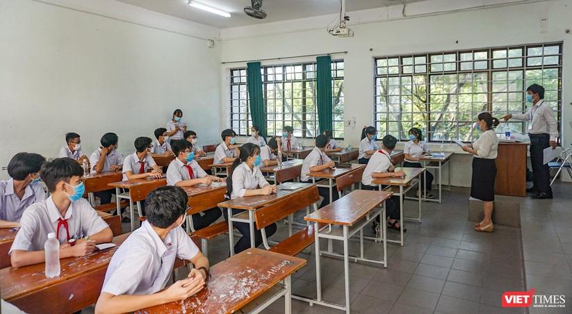 Ảnh: Hơn 13.000 thí sinh ở Đà Nẵng bước vào kỳ thi lớp 10 năm 2021 ảnh 6