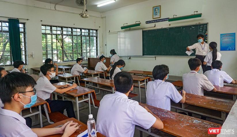 Ảnh: Hơn 13.000 thí sinh ở Đà Nẵng bước vào kỳ thi lớp 10 năm 2021 ảnh 7