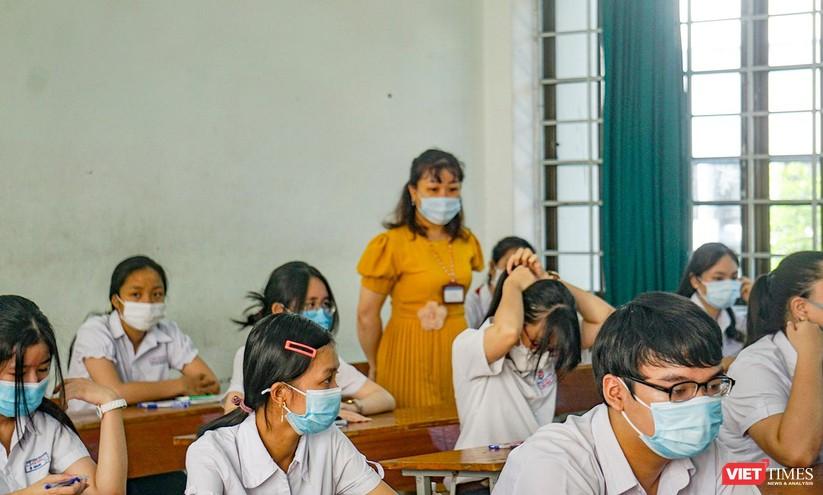 Ảnh: Hơn 13.000 thí sinh ở Đà Nẵng bước vào kỳ thi lớp 10 năm 2021 ảnh 8