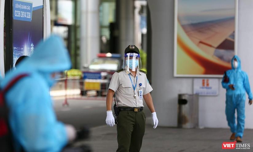 Ảnh: Đà Nẵng đón người dân từ TP HCM về nhà ảnh 14