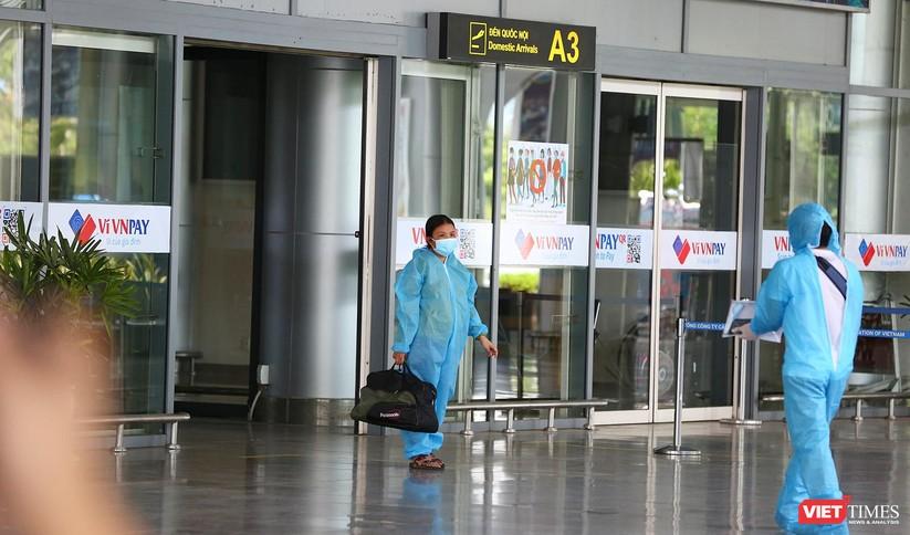 Ảnh: Đà Nẵng đón người dân từ TP HCM về nhà ảnh 20
