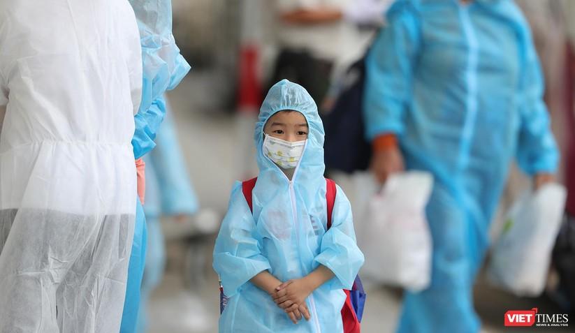 Ảnh: Đà Nẵng đón người dân từ TP HCM về nhà ảnh 27