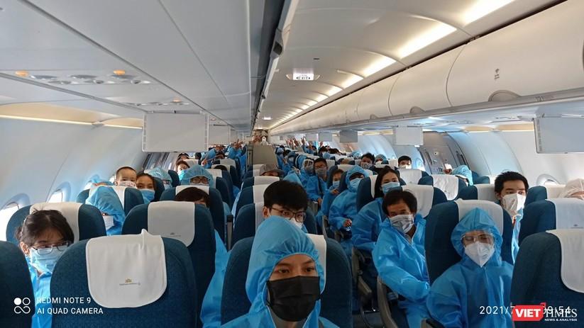 Ảnh: Đà Nẵng đón người dân từ TP HCM về nhà ảnh 2