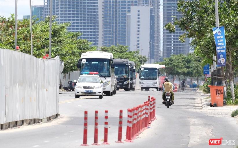 Ảnh: Đà Nẵng đón người dân từ TP HCM về nhà ảnh 41