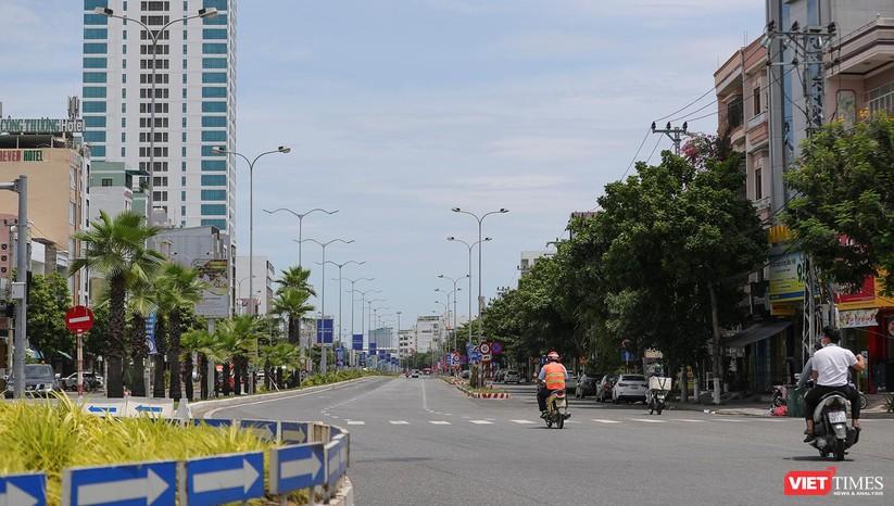 Ảnh: Cận cảnh chốt kiểm soát 5 phường trên địa bàn quận Sơn Trà (Đà Nẵng) ảnh 13