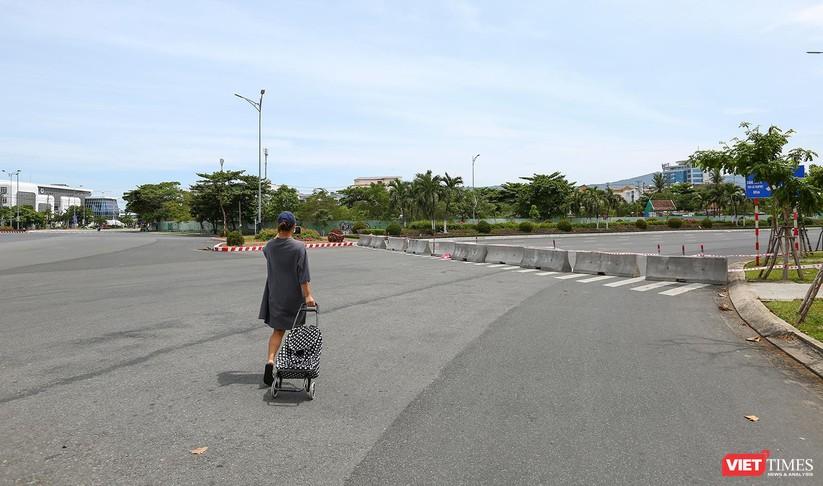 Ảnh: Cận cảnh chốt kiểm soát 5 phường trên địa bàn quận Sơn Trà (Đà Nẵng) ảnh 20
