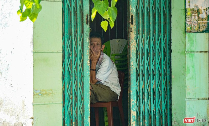 Ảnh: Đà Nẵng ngày đầu phong toả tuyệt đối toàn TP ra sao? ảnh 28
