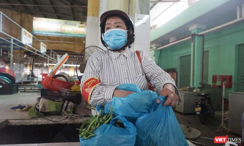 Đà Nẵng chính thức cho chợ truyền thống mở cửa trở lại phục vụ người dân ảnh 10