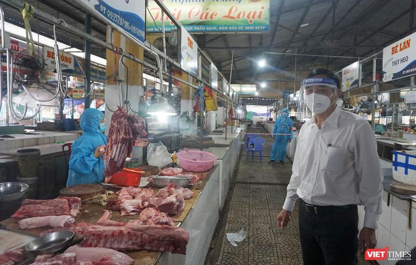 Đà Nẵng chính thức cho chợ truyền thống mở cửa trở lại phục vụ người dân ảnh 8