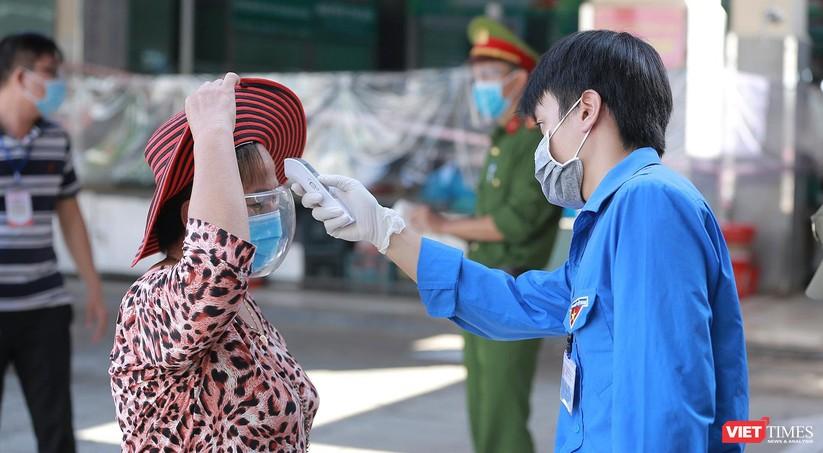 Đà Nẵng chính thức cho chợ truyền thống mở cửa trở lại phục vụ người dân ảnh 1