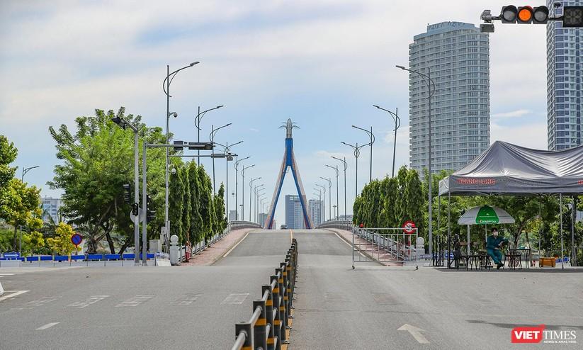 Ảnh: Có một Đà Nẵng rất khác trong ngày Tết Độc lập 2021 ảnh 14