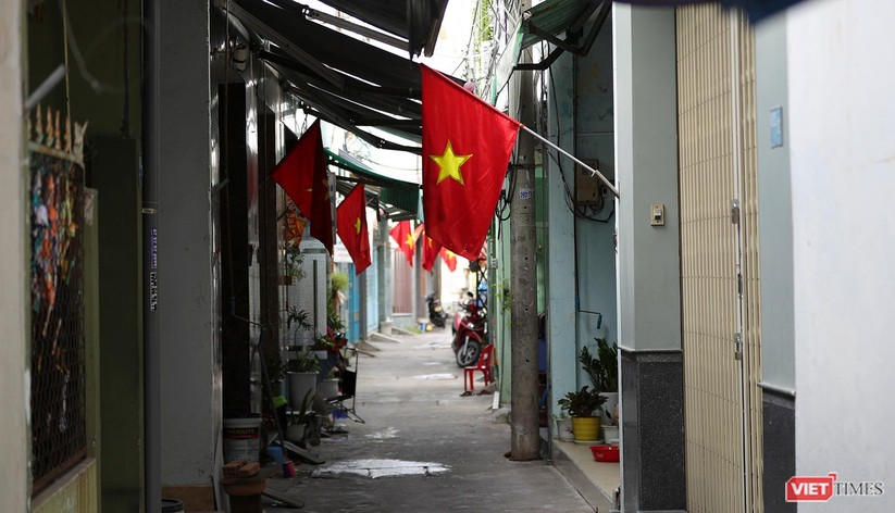 Ảnh: Có một Đà Nẵng rất khác trong ngày Tết Độc lập 2021 ảnh 19