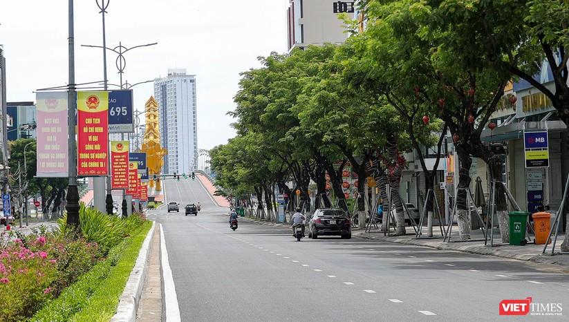 Ảnh: Có một Đà Nẵng rất khác trong ngày Tết Độc lập 2021 ảnh 10