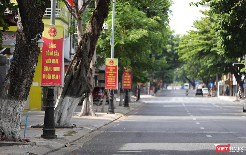Ảnh: Có một Đà Nẵng rất khác trong ngày Tết Độc lập 2021 ảnh 6