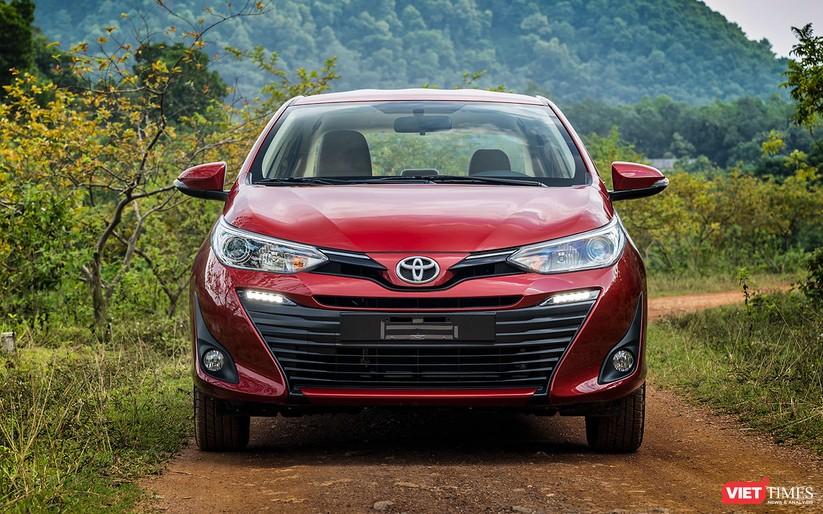 Toyota Vios 2018: Khi ngôi vương không chỉ nhờ vào thương hiệu ảnh 2