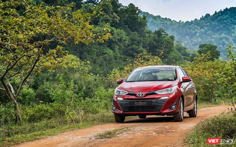 Toyota Vios 2018: Khi ngôi vương không chỉ nhờ vào thương hiệu ảnh 12