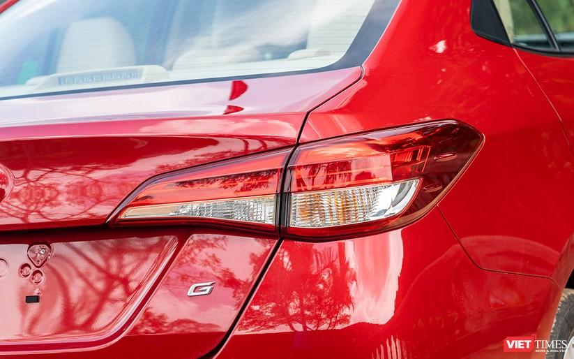 Toyota Vios 2018: Khi ngôi vương không chỉ nhờ vào thương hiệu ảnh 22