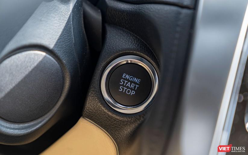 Toyota Vios 2018: Khi ngôi vương không chỉ nhờ vào thương hiệu ảnh 41