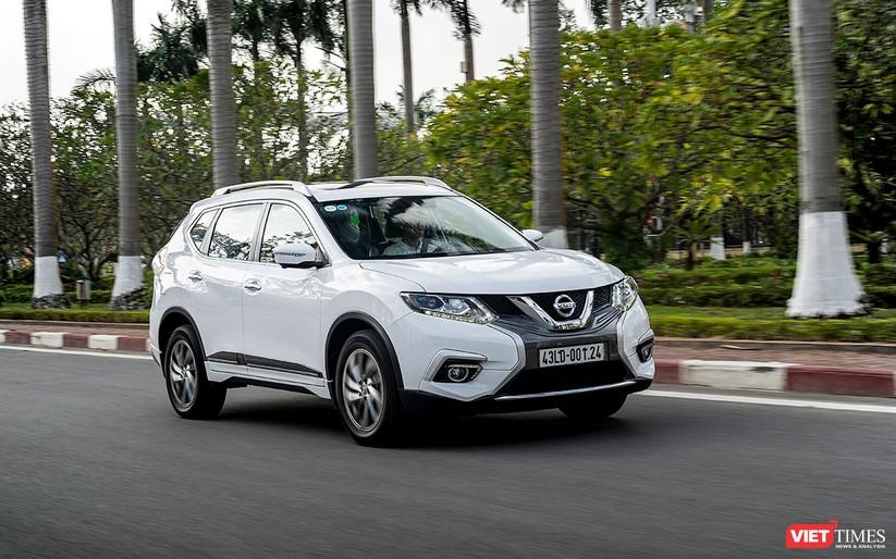 Nissan X-Trail V-Series 2019: Thêm tiện ích có cải thiện được doanh số? ảnh 16