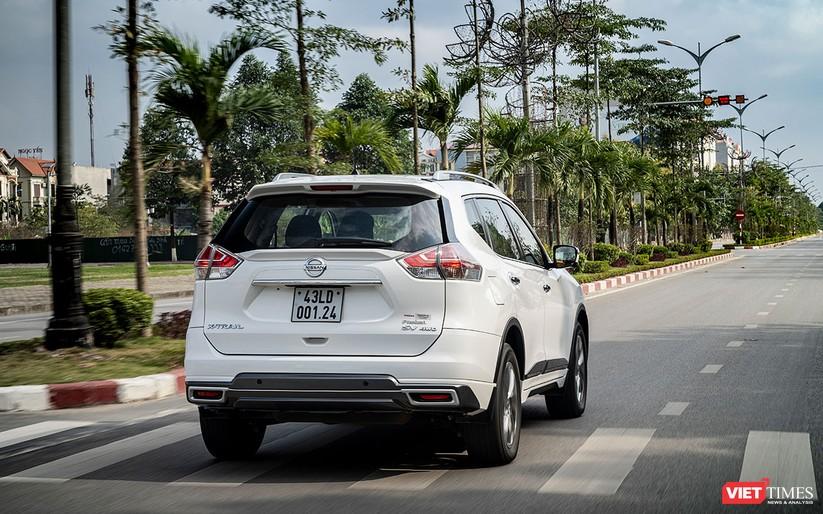 Nissan X-Trail V-Series 2019: Thêm tiện ích có cải thiện được doanh số? ảnh 19