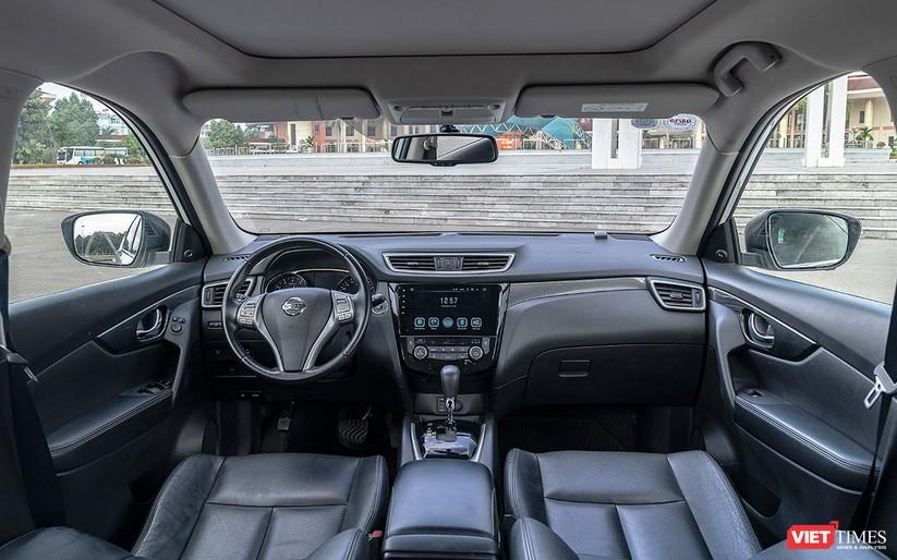 Nissan X-Trail V-Series 2019: Thêm tiện ích có cải thiện được doanh số? ảnh 15