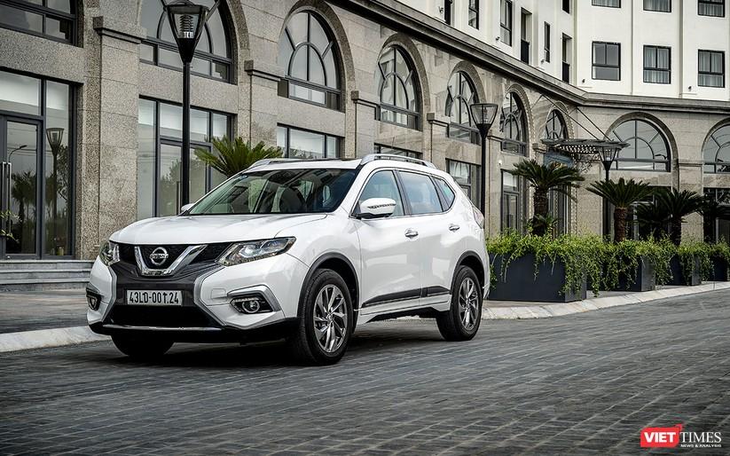 Nissan X-Trail V-Series 2019: Thêm tiện ích có cải thiện được doanh số? ảnh 1