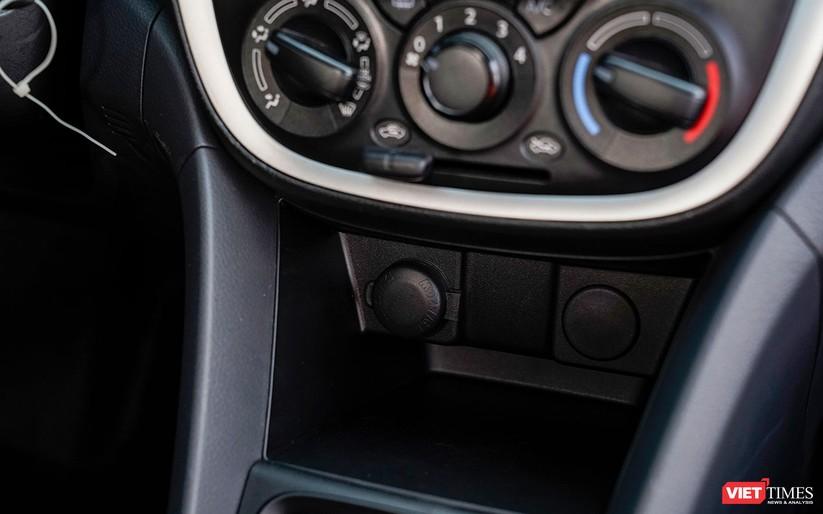 Suzuki Celerio 1.0 CVT: Nhỏ mà vẫn rộng, lái thì khó chê ảnh 6