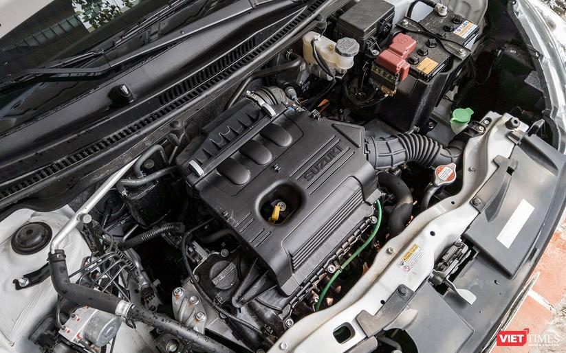Suzuki Celerio 1.0 CVT: Nhỏ mà vẫn rộng, lái thì khó chê ảnh 23