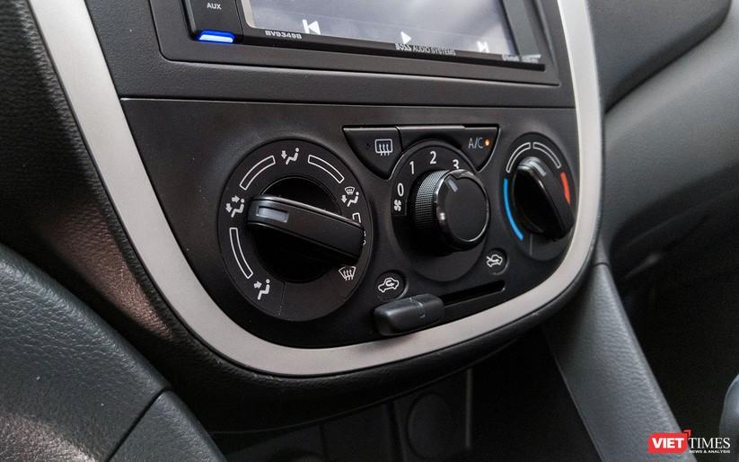 Suzuki Celerio 1.0 CVT: Nhỏ mà vẫn rộng, lái thì khó chê ảnh 17