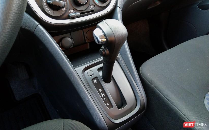 Suzuki Celerio 1.0 CVT: Nhỏ mà vẫn rộng, lái thì khó chê ảnh 22