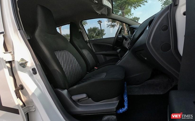 Suzuki Celerio 1.0 CVT: Nhỏ mà vẫn rộng, lái thì khó chê ảnh 9