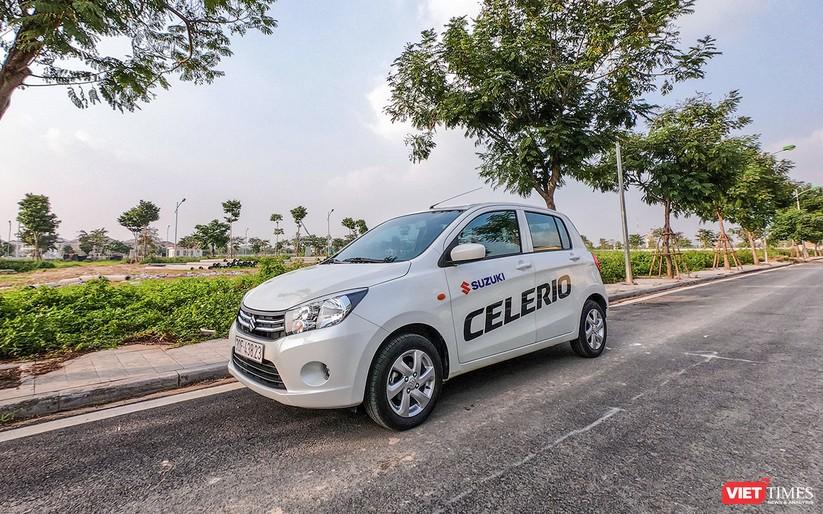 Suzuki Celerio 1.0 CVT: Nhỏ mà vẫn rộng, lái thì khó chê ảnh 26