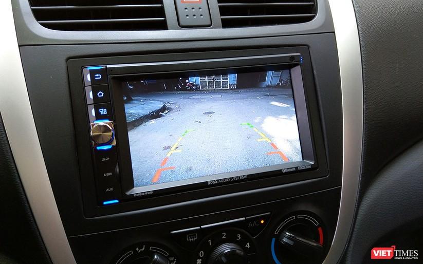 Suzuki Celerio 1.0 CVT: Nhỏ mà vẫn rộng, lái thì khó chê ảnh 20