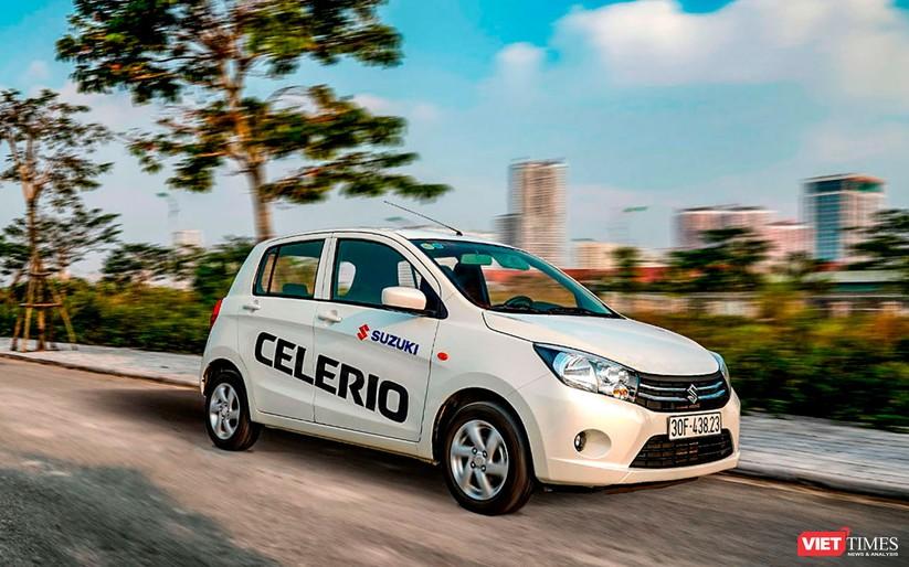 Suzuki Celerio 1.0 CVT: Nhỏ mà vẫn rộng, lái thì khó chê ảnh 24