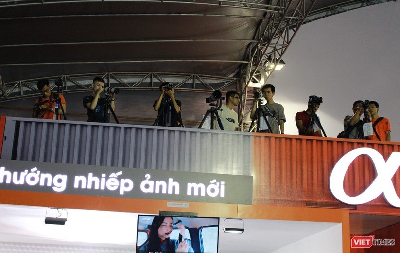 Có gì hay tại sự kiện Sony Show vừa diễn ra tại Hà Nội? ảnh 19