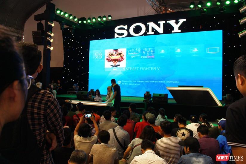 Có gì hay tại sự kiện Sony Show vừa diễn ra tại Hà Nội? ảnh 1