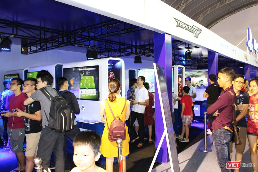 Có gì hay tại sự kiện Sony Show vừa diễn ra tại Hà Nội? ảnh 22