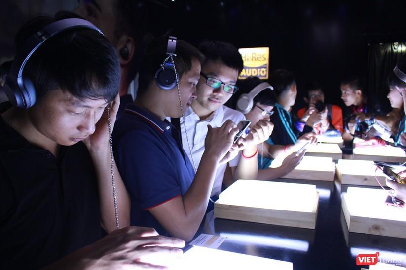 Có gì hay tại sự kiện Sony Show vừa diễn ra tại Hà Nội? ảnh 25
