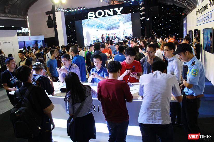 Có gì hay tại sự kiện Sony Show vừa diễn ra tại Hà Nội? ảnh 27
