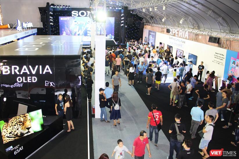 Có gì hay tại sự kiện Sony Show vừa diễn ra tại Hà Nội? ảnh 2