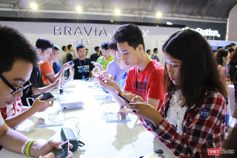 Có gì hay tại sự kiện Sony Show vừa diễn ra tại Hà Nội? ảnh 3