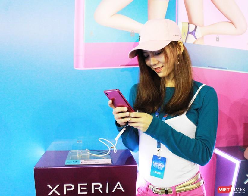Có gì hay tại sự kiện Sony Show vừa diễn ra tại Hà Nội? ảnh 10