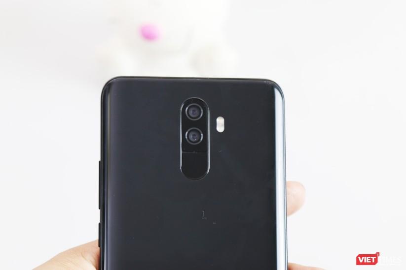 Trên tay smartphone Trung Quốc cao cấp giống Galaxy S9+ ảnh 13
