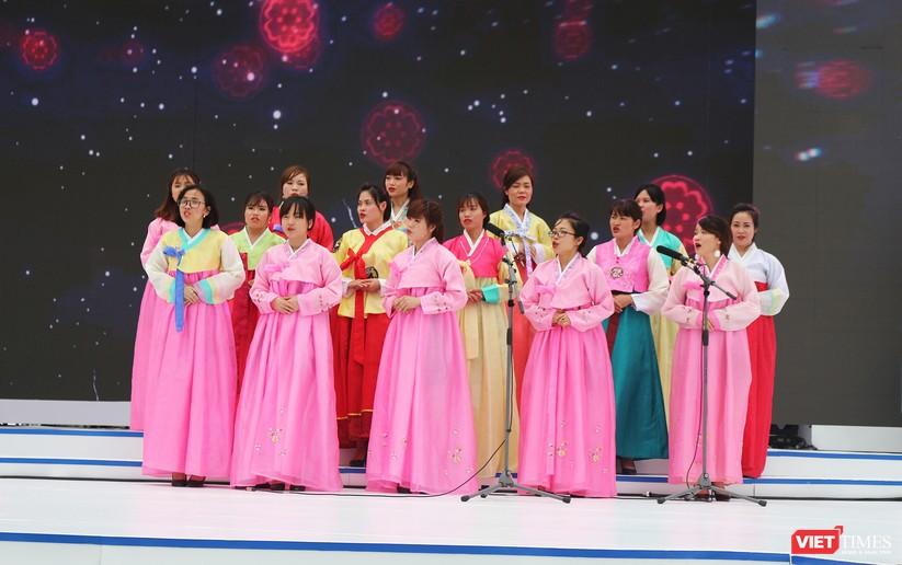 Toàn cảnh lễ kỷ niệm 10 năm Samsung Electronics phát triển vượt kỳ tích tại Việt Nam ảnh 14