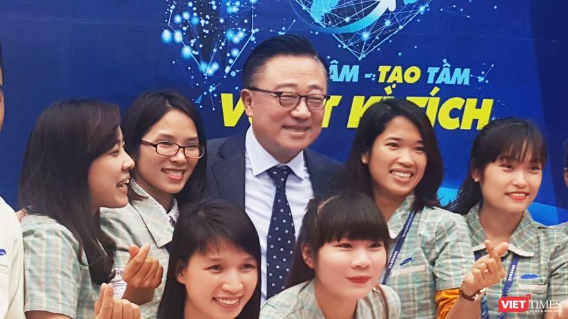 Toàn cảnh lễ kỷ niệm 10 năm Samsung Electronics phát triển vượt kỳ tích tại Việt Nam ảnh 18