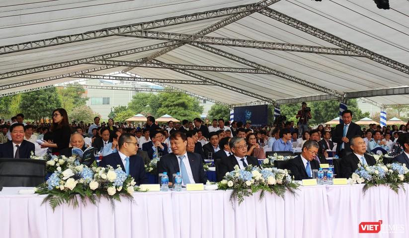 Toàn cảnh lễ kỷ niệm 10 năm Samsung Electronics phát triển vượt kỳ tích tại Việt Nam ảnh 5