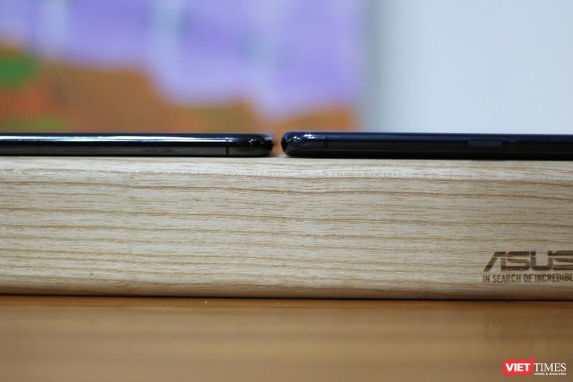 """Mở hộp mẫu điện thoại độc đáo với camera """"thò thụt"""" đầu tiên trên thế giới ảnh 11"""