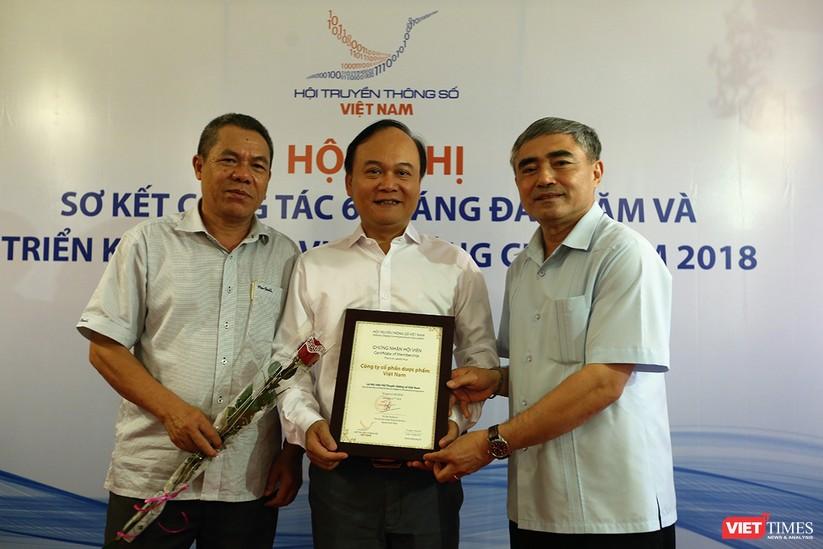 Thêm 7 hội viên tập thể và 1 hội viên cá nhân được kết nạp vào Hội Truyền thông Số Việt Nam ảnh 28